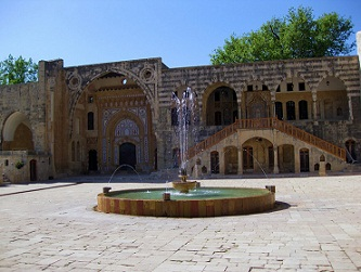 Beiteddine And Baalback Tour