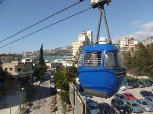 Harissa By Cable Car