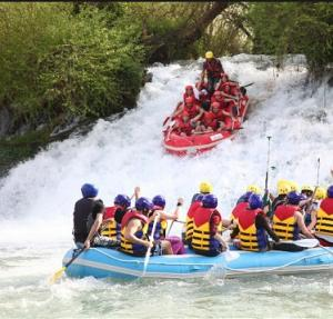 Al Assi River Rafting Tour