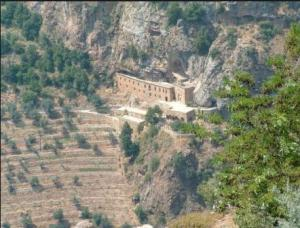 Hike In The Holy Valley Of Qadisha